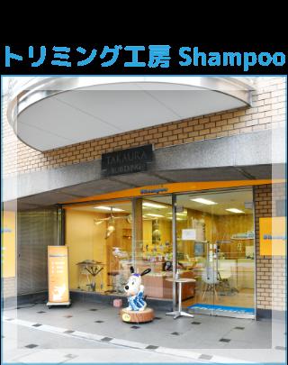 トリミング工房Shampoo 芝店